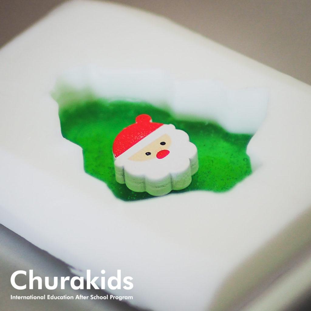 クリスマス石けん